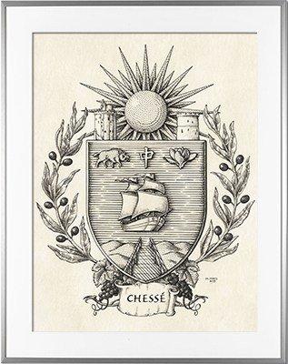 Escudo de armas CHESSE