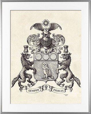 Escudo de armas PANGALLO